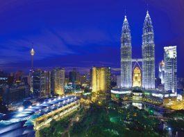 Malaysia KL Skyline