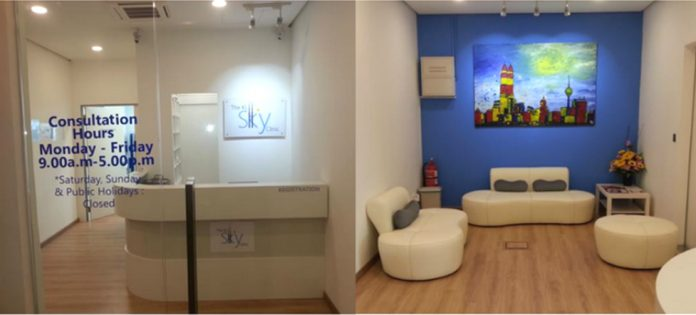 The KL Sky Clinic Healthcare
