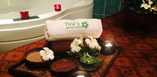 Tini's Spa Beauty Slimming