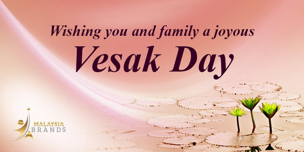 Vesak Day 2019